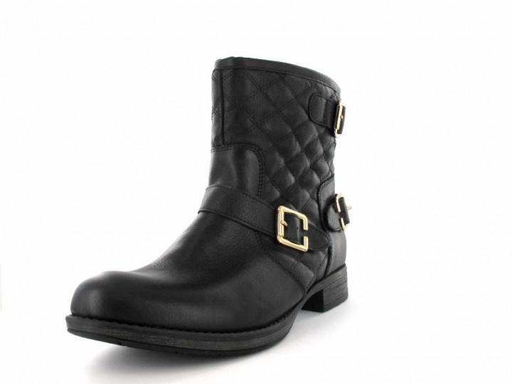 Remonte Stiefel schwarz Übergröße